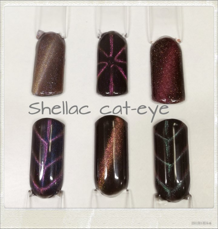 Cat Eye Shellac